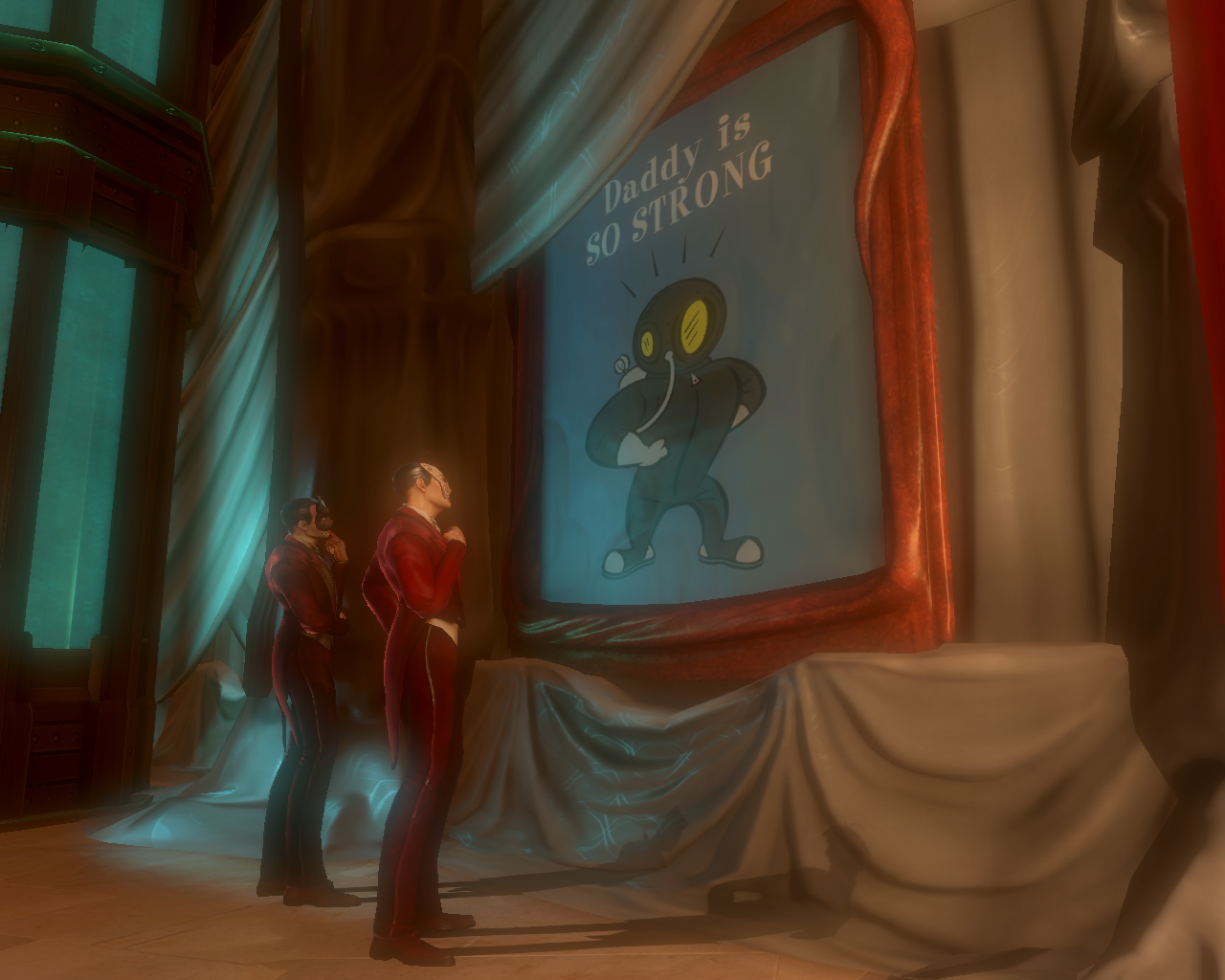 Obedience In Gaming Reflections On Bioshock And Bioshock
